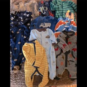 Newborn 10 piece bundle for BOYS